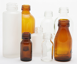 Bottles, Containers & Vials